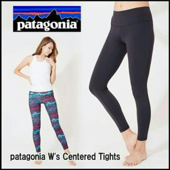 f5b3c8db6d1ec XS Patagonia W Centered Tights (zig zag). M_5a96102b6bf5a66afb29c87c